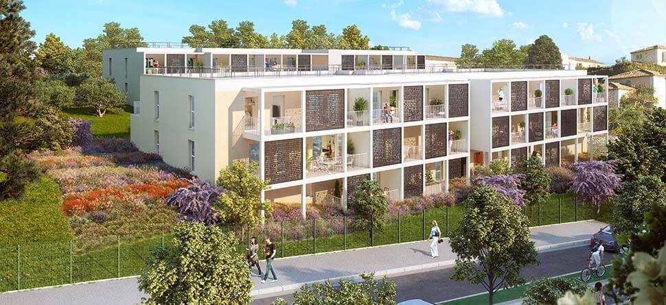 Investir à Marseille Résidence VV